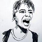 scream by Judit Fritz