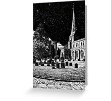 The Church Of St Mary The Virgin Hadleigh Suffolk Greeting Card