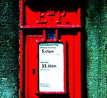 post box by Ian Morrison