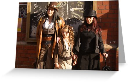 The Goth Weekend at Whitby, Oct 2011. 34 by TREVOR34