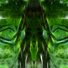 The Green Man by LuciaS