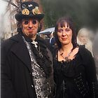 The Goth Weekend at Whitby, Oct 2011. 35 by TREVOR34