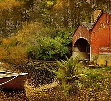 The Boatshed by Gary Murison