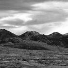Grindaskörð Mountain Ridge by Ólafur Már Sigurðsson