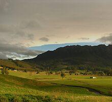 Mount Roland - Tasmania by outbackjack