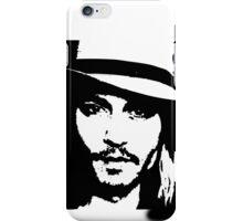 Johnny Depp iPhone Case iPhone Case/Skin