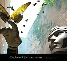 Enclave of Self Awareness by Joseph Maas