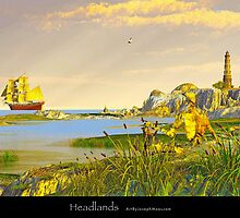 Headlands by Joseph Maas