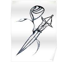 pretty dagger  Poster
