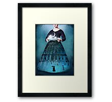 Frau Holle Framed Print