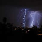 Chained Lightning II by HDTaylor