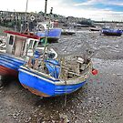 Fishing Fleet - Paddy's Hole by Trevor Kersley