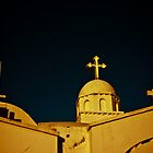 Athens, a church by alecska