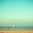 Deauville, plage #2 by alecska