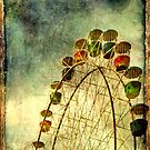 Round and around by Cathy  Walker