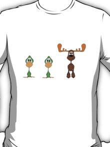 Duck , Duck , Moose  T-Shirt