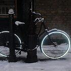 Tron Bike - Spitalfields, East London by joegardner