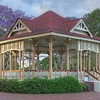 Rotunda • New Farm Park • Brisbane by William Bullimore