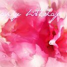 happy birthday by Floralynne