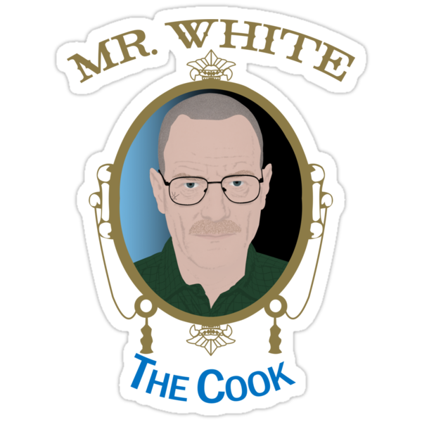 Breaking Bad - Mr.White (The Cook) by lukeshirt