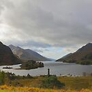 Loch Shiel by Chuck Zacharias