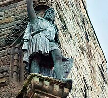 William Wallace by evisonphoto