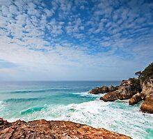 North Gorge Nth Stradbroke Island Australia by Beth  Wode