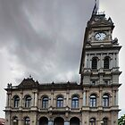 Bendigo Town Hall by Janine Livingston