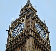 Big Ben by Kim Andelkovic