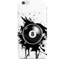 Eight Ball iPhone Case/Skin