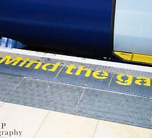 Mind the gap by Jessica  Page