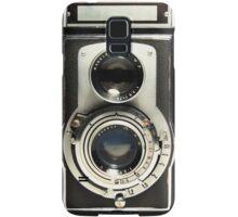 Retro Camera Samsung Galaxy Case/Skin