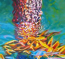 Seaweed and Sapphire by Jacky Murtaugh