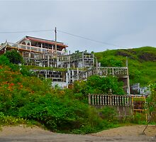 Beach house on Casares Beach, Nicaragua, Central America No. 3 by thebigmozey