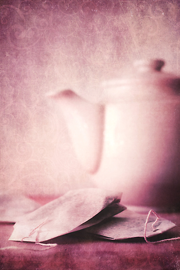 relaxing tea by Priska Wettstein