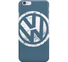VW Volkswagen Logo iPhone Case/Skin