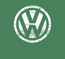 VW Volkswagen Logo iPhone by travis b52