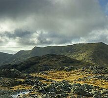 Coniston Fells...The Ever Changing Light by VoluntaryRanger