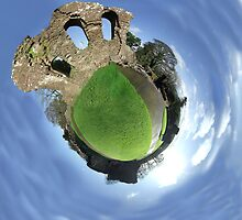 PlanetCumbria - Egremont Castle by decartsnorth