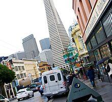 Frisco San Francisco 3 by Janice Chiu
