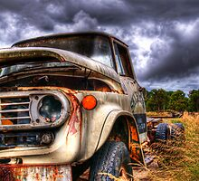 """ I think I'm gonna rust now"" !!............ by Gordon Pressley"