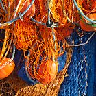 Fishing Net i Phone Case by pennyswork