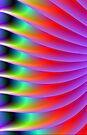 Neon Fan by Objowl