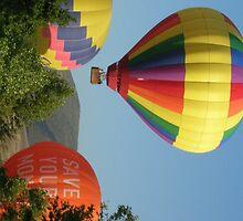 Three Balloons... by Photos55