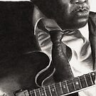 John Lee Hooker by Kathleen Kelly-Thompson