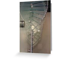 Apple Stairs Greeting Card