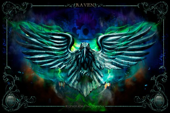 The Cowards Way: Raven, The Haunted Mansion Series  by TopherAdam