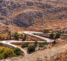The long and winding road by Tom Gomez