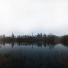 Autumn Lake Panorama by SunDwn
