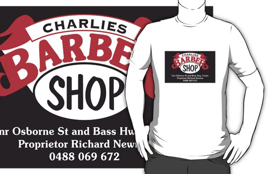 Charlies Baber Shop  by SadisticSorrowx